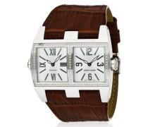 Damen-Armbanduhr 'Diamonds Collection' Vis-à-vis Homme PC100061D01