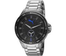 Puma Herren-Armbanduhr Analog Quarz PU103631001