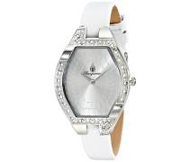 Damen-Armbanduhr Analog Quarz Leder BM801-186
