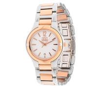 Cerruti Damen-Armbanduhr Analog Quarz Edelstahl CRM106STR01MRT
