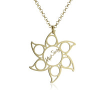 Miss Sixty Damen-Halsband Vergoldetes Metall Hypnotic SMZD09
