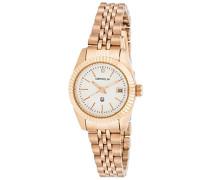 Damen-Armbanduhr Analog Quarz Edelstahl 12506