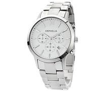Orphelia Herren-Armbanduhr Chronograph Quarz Edelstahl OR55790018