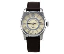 Damen-Armbanduhr MILLENNIUM - Classic Analog Automatik Leder 104.01.01