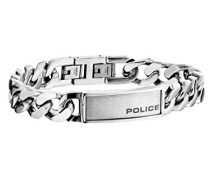 Herren-Charm-Armband Edelstahl PJ25485BSS.01