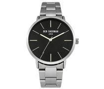 Herren-Armbanduhr Analog Quarz WB054BSM
