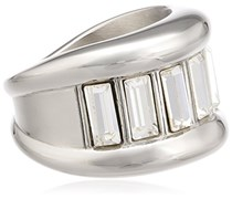 Dyrberg/Kern Damen-Ring Edelstahl Kristall Swarovski 336215