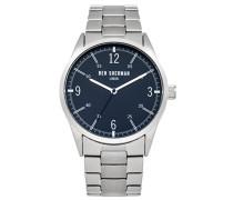 Ben Sherman Herren-Armbanduhr Analog Quarz WB051USM