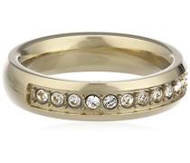 Damen-Ring Vergoldetes Metall Kristall Swarovski 336198