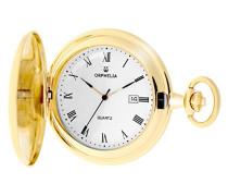 Herren-Armbanduhr Analog Quarz 160-0012-82