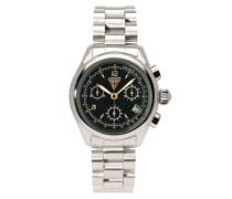 Damen-Armbanduhr Ju 52 Chronograph Quarz Edelstahl 6289M2