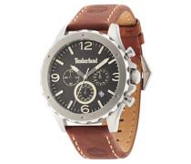 Timberland Herren-Armbanduhr Warner Analog Quarz 14810JS/02