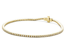 UJ140BY 9 Karat (375) Gelbgold Tennisarmband 1,0 Ct