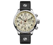 Ingersoll  Herren -Armbanduhr  Analog  Automatik Leder I02301