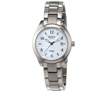 Damen-Armbanduhr XS Analog Quarz Titan 3224-01