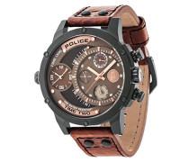 Herren-Armbanduhr Adder Analog Handaufzug 14536JSB/12A