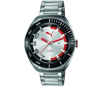 Herren-Armbanduhr Octane II Analog Quarz Edelstahl PU103951004