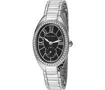 Damen-Armbanduhr Merveille Analog Quarz Edelstahl Swiss Made PC105992S06