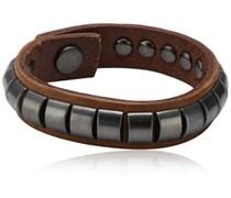 Liebeskind Damen Armband LKB507, Gr. one size, Braun (brandy)