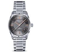 Certina Herren-Armbanduhr XL Analog Automatik Edelstahl C006.407.11.088.01