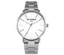 Herren-Armbanduhr Analog Quarz WB054SM
