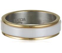 Boccia Unisex-Ring Titan Gr. 62 (19.7) - 0132-0362