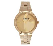 Damen-Armbanduhr Analog Quarz Edelstahl CLD 003-1EM