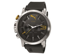 Puma Herren-Armbanduhr Ultrasize 50 Chronograph Quarz Silikon PU103981003