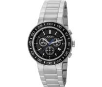 Herren-Armbanduhr XL Insight Chronograph Quarz Edelstahl JP100911F02