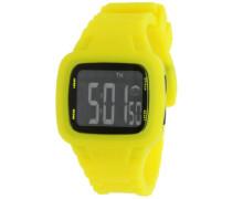 Unisex-Armbanduhr Digital Quarz Gelb NF0207YLLW