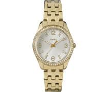 Damen-Armbanduhr  Classic Analog Quarz T2P388