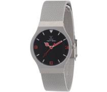 Unisex-Armbanduhr Analog Edelstahl MH07SL