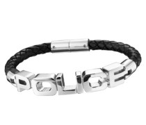 Police Herren-Armband Signature PJ23873BLB-01-L