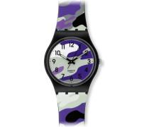Herren-Armbanduhr Analog Plastik GB264