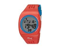 Puma Herren-Armbanduhr Faas 300 Digital Quarz Plastik PU910991007