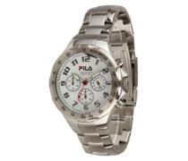 Herren-Armbanduhr Chronograph Quarz Edelstahl FA0795-33