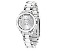 Sector Damen-Armbanduhr 250 Analog Quarz Edelstahl R3253250504