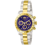 Herren-Armbanduhr Quarz Chronograph 3644