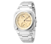 Herren-Armbanduhr Analog Quarz Edelstahl 92-0008-503