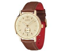 DETOMASO Herren-Armbanduhr Milano CLASSIC Analog Quarz DT1072-D