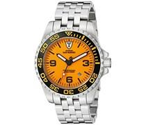 DETOMASO Herren-Armbanduhr San Analog Automatik DT1007-A