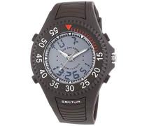 Herren-Armbanduhr STREET FASHION Chronograph Quarz Kautschuk R3251172044
