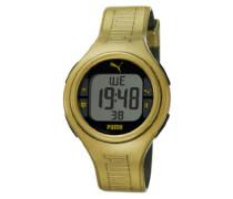 Puma Damen-Armbanduhr XL Digital Plastik PU910541007