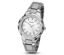 Damen-Armbanduhr Analog Quarz 2184.37