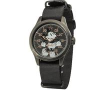 Disney Damen-Armbanduhr Analog Quarz DIN008BKBK