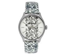 Damen-Armbanduhr Analog Quarz Leder CLD 002/BB