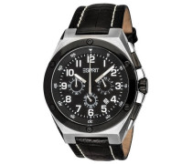 Esprit Herrenarmbanduhr full access black 4441737