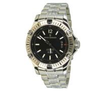 Herren-Armbanduhr XL Airspeed XLarge Analog Automatik Edelstahl 16070.2232
