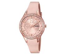 Damen-Armbanduhr Analog Quarz Plastik K5660/2