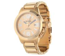 TW Steel Damen-Armbanduhr Canteen Style bracelet Analog Quarz Edelstahl beschichtet TW-303